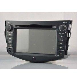 Autoradio S80 GPS Bluetooth Multimédia intégré Toyota RAV4 de 2006 à 2012
