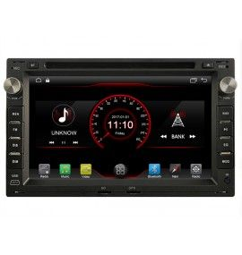 Autoradio Android GPS Bluetooth Volkswagen Golf 4, Polo, Bora, Passat B5, Transporter T5, Sharan 2