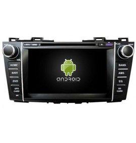 Autoradio GPS Bluetooth Multimédia intégré Mazda 5 de 2010 à 2013