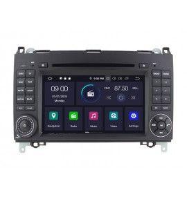 Autoradio GPS Android 9.0 Mercedes Classe A B Viano Vito Sprinter & VW CRAFTER