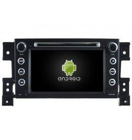 Autoradio GPS Android 9.0 Suzuki Grand Vitara de 2005 à 2013