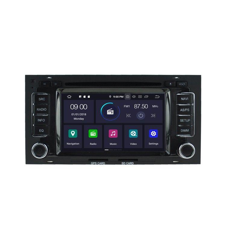 Autoradio GPS Android 9.0 VOLKSWAGEN VW TOUAREG