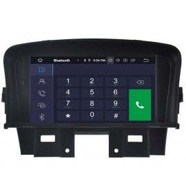 Autoradio GPS Android 9.0 Chevrolet Cruze avant 2013