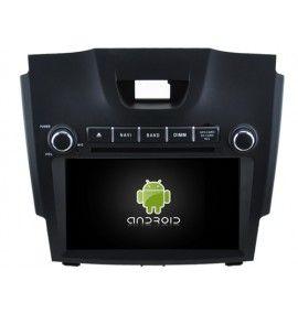 Autoradio GPS Android 9.0 ISUZU D-MAX depuis 2013