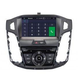 Autoradio GPS Android 9.0 FORD Focus de 2011 à 2014
