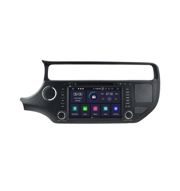 Autoradio GPS Android 9.0 Kia Rio depuis 2015