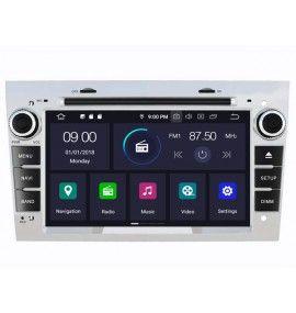 Autoradio GPS ANDROID 9.0 Opel Astra, Zafira, Corsa, Antara, Meriva, Vectra et Vivaro
