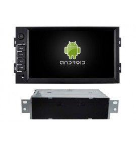 Autoradio Android 9.0 Navigation GPS, Bluetooth Peugeot 308 II, 308 SW II depuis 2013