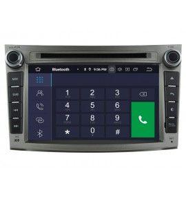 Autoradio G GPS Android 9.0 Subaru Legacy, Outback de 2010 à 2013