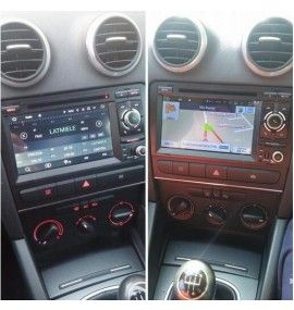 Autoradio GPS Android 9.0 Audi A3 S3 RS3 SPORTBACK