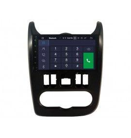Autoradio N GPS Android 9.0 Dacia Duster, Logan et Sandero