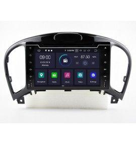 Autoradio GPS 9.0 Android Nissan Juke 2010 à 2019