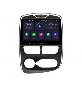 Autoradio GPS Android 9.0 Renault Clio 2013 à 2016