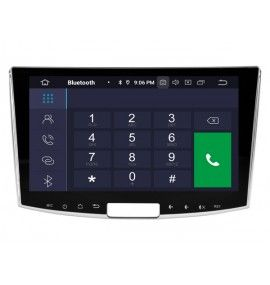 Autoradio écran 10.2 GPS Android 8.1 Volkswagen Passat B7 et CC