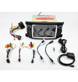 Autoradio GPS Android 9 Smart Fortwo depuis 2012