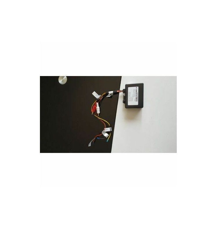 MERCEDES - PORSCHE boitier MOST récupération ampli FIBRE OPTIQUE