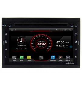 Autoradio GPS Android 8.1 Peugeot Partner, 307, 307 SW, 307 CC, 207, 207 CC, 207 SW