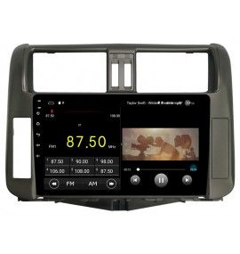 Autoradio ANDROID 9.0 GPS Bluetooth Multimédia Toyota Land Cruiser / Prado 150 de 2010 à 2013