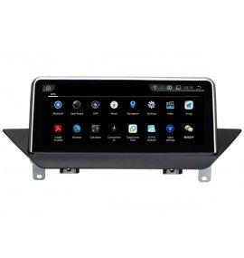 Autoradio GPS Android 9.0  BMW X1 avec GPS d'origine