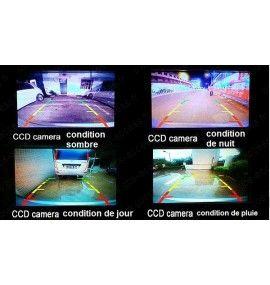 Caméra de recul CCD Audi A3, A4, A6, A8, Q7, S4, RS4 S5