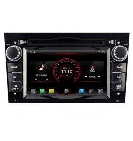 Autoradio N Android 10 GPS Opel Astra, Zafira, Corsa, Antara, Meriva, Vectra, Vivaro