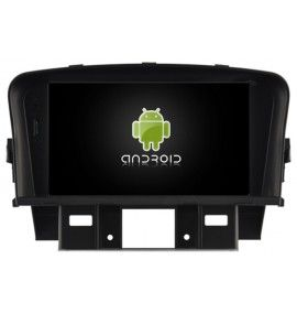 Autoradio Android 10 GPS Bluetooth CHEVROLET Cruze 2008 à 2013