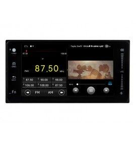 Autoradio ANDROID 10 GPS Toyota Corolla, Verso, Hilux, RAV4, Land Cruiser 100