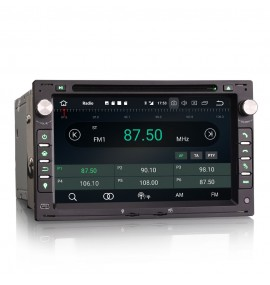 Autoradio GPS Bluetooth Android 9 Volkswagen Golf 4, Polo, Bora, Passat B5, Transporter T5, Sharan 2
