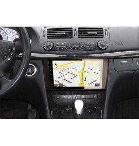 Autoradio GPS Android 9 Mercedes Benz ML W164, GL X164 de 2005 à 2011
