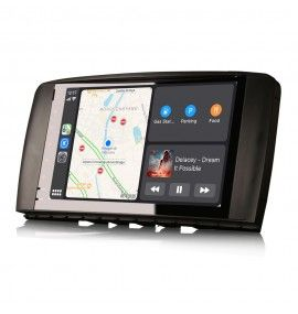 Autoradio GPS Android 9 Mercedes Benz Classe R W251 de 2006 à 2012