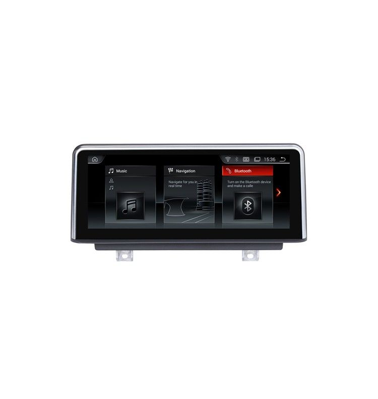 Autoradio GPS Android 9.0 BMW série 1 F20 2018 EVO