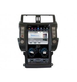 """Autoradio 13.6"""" ANDROID GPS Toyota Land Cruiser / Prado 150 de 2010 à 2013"""