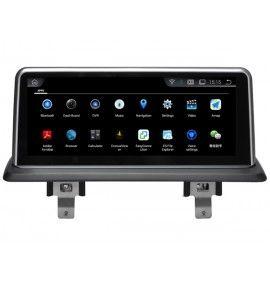 Autoradio GPS Android 9.0 BMW série 1 Sans écran GPS d'origine