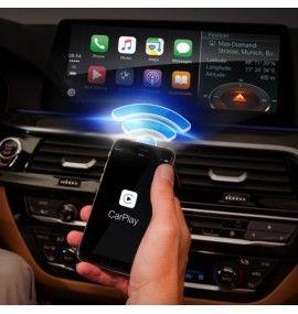 Iphone Apple CARPLAY & Android AUTO pour autoradio (Dongle USB ) sans fil