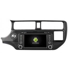 Autoradio GPS Android 10 Kia Rio depuis 2015