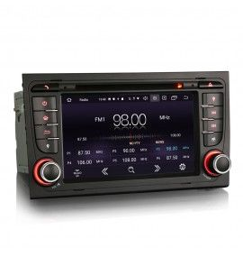 Autoradio GPS Android 10 Audi A4 S4 RS4