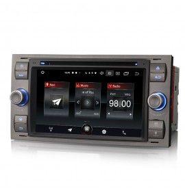 Autoradio N GPS Android 10 Ford Kuga, C-Max, S-Max, Fiesta, Focus, Fusion, Mondéo