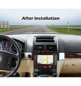 Autoradio GPS Android 10 VOLKSWAGEN VW TOUAREG