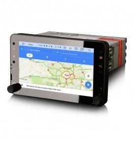 Autoradio Android 10 GPS Bluetooth Alfa Roméo