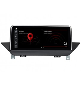 Autoradio GPS Android 10 BMW X1 E84 Sans écran GPS d'origine