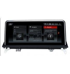 """Autoradio 10.25"""" GPS Android 9.0 BMW X5 E70 et X6 E71"""