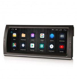 Autoradio GPS Android 10 BMW E39 série 5 et M5 - E53 X5