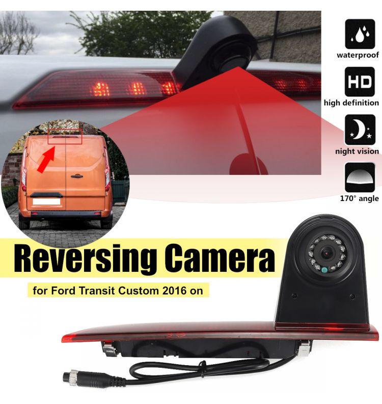 Caméra de recul CCD Ford Transit Tourneo