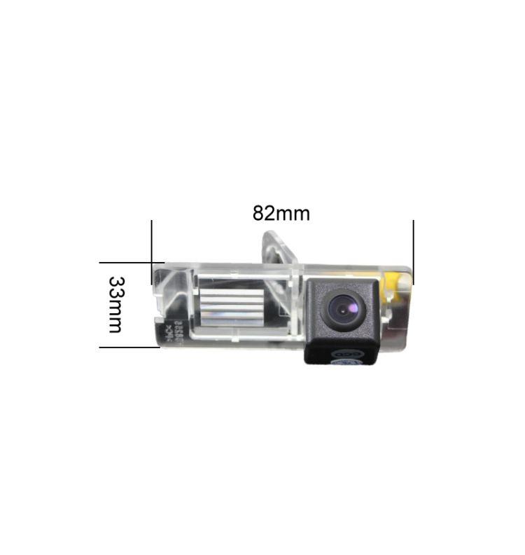 Caméra de recul CCD Renault et Dacia