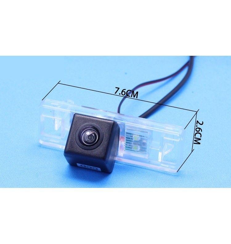 Caméra de recul CCD Fiat scudo 207 à 2012