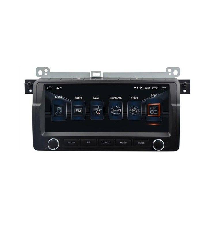 Autoradio GPS Android 10 BMW E46 Série 3 et M3 Carplay