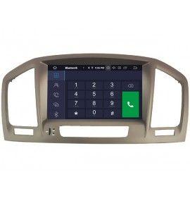 Autoradio B Android 10 Navigation GPS, Bluetooth et MultiMedia Opel Insignia de 2008 à 2013
