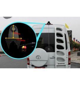 Caméra de recul CCD Peugeot Bipper Boxer Partner Expert