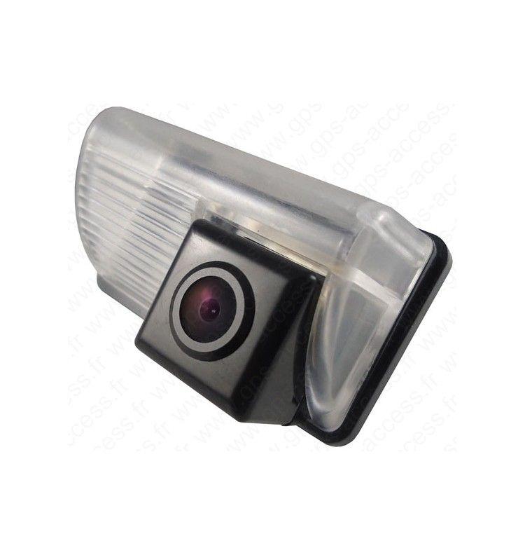 Caméra de recul CCD Toyota Corolla (E120) de 2002 à 2007