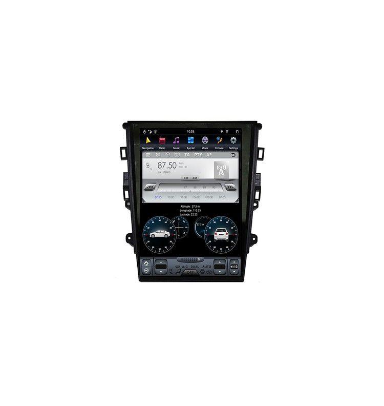 """Autoradio GPS 12.1"""" Android écran FORD Mondéo de 2011 à 2016"""